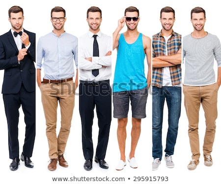 different man different style stock photo © tiero