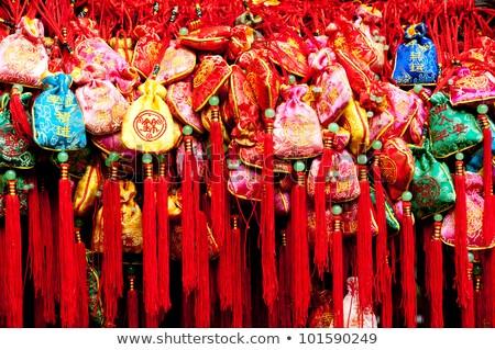 Kolorowy Chiny rynku asian chińczyk asia Zdjęcia stock © travelphotography