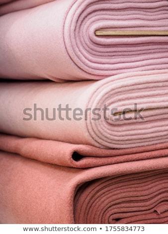Színes varr kék piros színek tárgyak Stock fotó © MKucova
