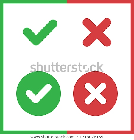 igen · nem · bizonytalanság · döntések · mutat · kétségek - stock fotó © badmanproduction