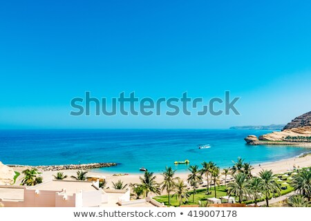 Oman beach Stock photo © w20er