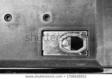 old medium format viewfinder texture stock photo © aetb