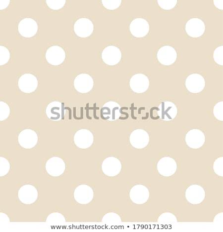 Barna polka terv szín tapéta minta Stock fotó © SArts