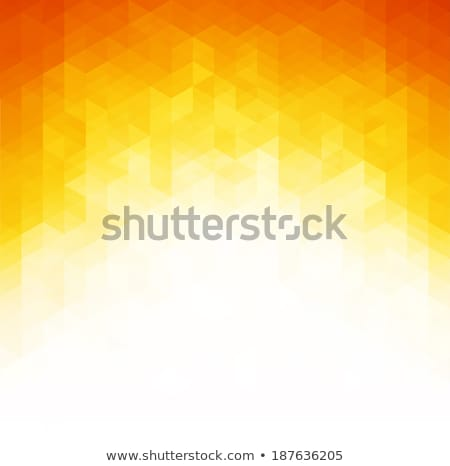 Shining Gold, Yellow and Orange Abstract Background Stock photo © frannyanne