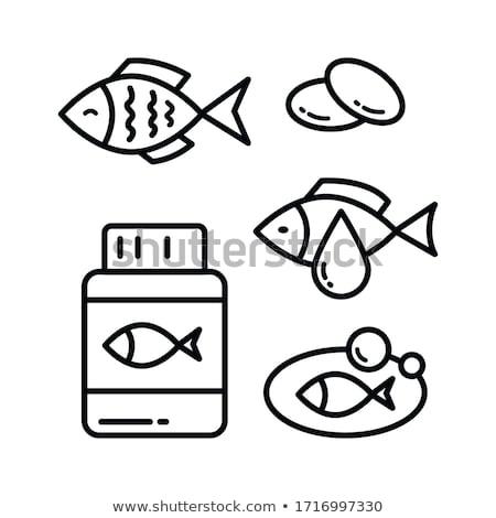 omega · symbool · glas · teken · informatie · witte - stockfoto © blaskorizov