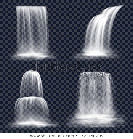 Сток-фото: водопада · изображение · природы · красоту