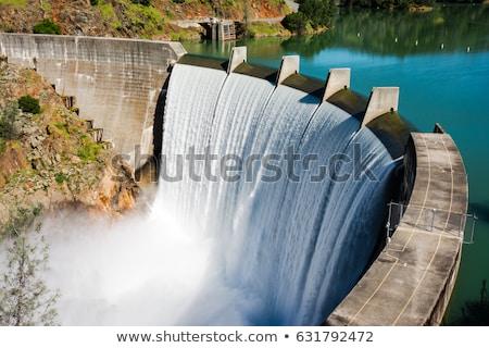 Rush Of Hydro Water Stock photo © rghenry