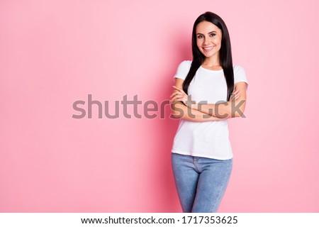 девушки · изолированный · активный · белый · лице · ребенка - Сток-фото © jeancliclac