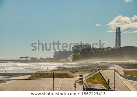 nuclear disaster Stock photo © drizzd