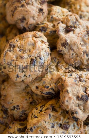 Traditional Maltese fruit buns Stock photo © boggy