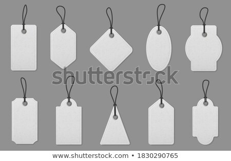 Carton Package with Different Marked Labels Box Stock photo © robuart