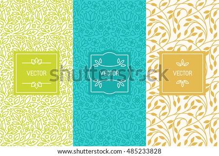 Natuur patroon ontwerp lang verschillend Stockfoto © Soleil