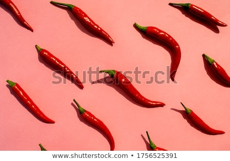 Klein Rood hot vers macro Stockfoto © raphotos