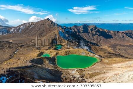 tongariro national park new zealand stock photo © dirkr