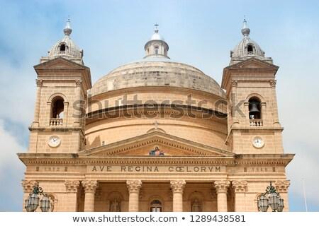 マルタ 教会 スペイン語 島 青 石 ストックフォト © compuinfoto