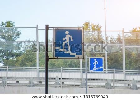 People in Urban Environment, Pedestrians Walking in Underground  Stock photo © stevanovicigor