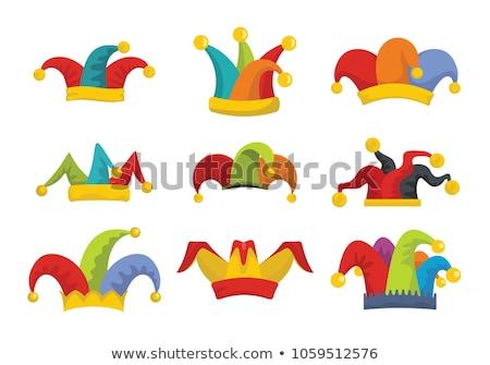 jester hat Stock photo © colematt