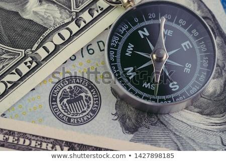 compass rente stock photo © limbi007