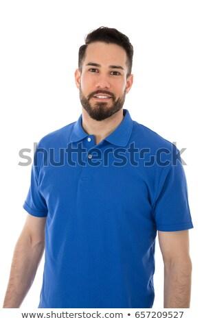 confident manual worker Stock photo © tiero