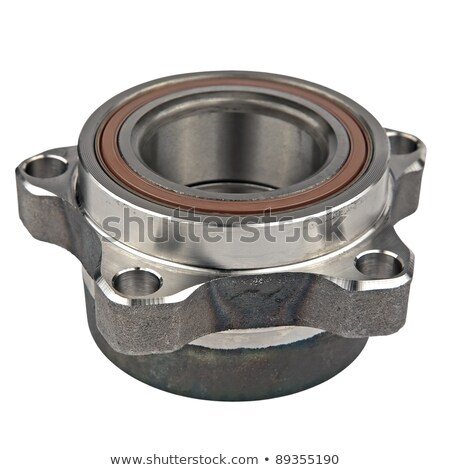 bearing of a nave of the car Stock photo © RuslanOmega