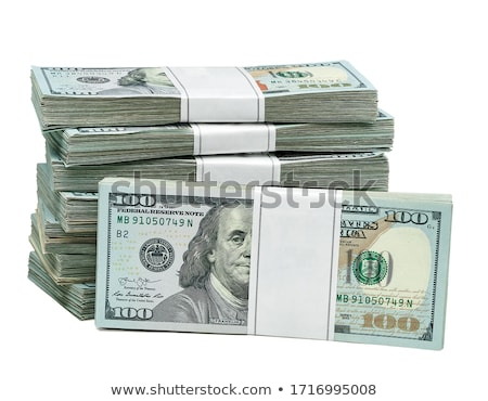 Boglya dollár valuta illusztráció vektor jegyzetek Stock fotó © get4net