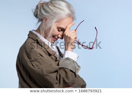 gyönyörű · csábító · káprázatos · nő · divat · ruha - stock fotó © chesterf