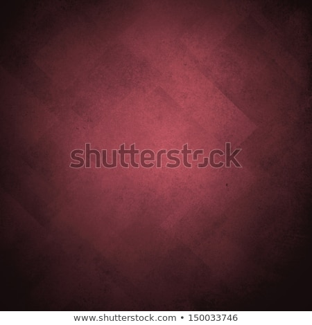 burgundy Grunge pattern frame lines background illustration desi Stock photo © alexmillos