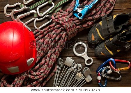 climbing gear view stock photo © pedrosala