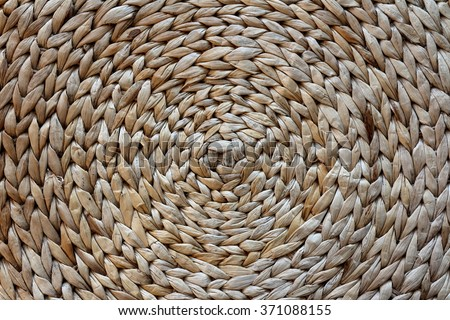 spireal straw background stock photo © homydesign