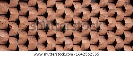 Background of brick wall texture   Stock photo © tarczas