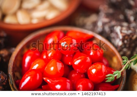 Drop Pepper Stock photo © idesign