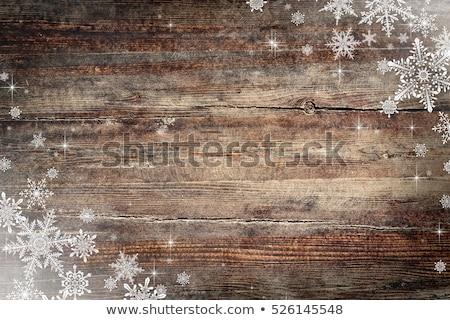 Grunge winter background Stock photo © WaD