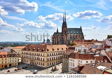 Brno Cathedral Stock photo © joyr