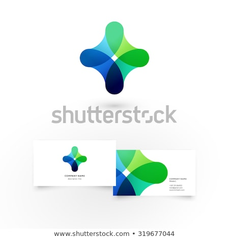 Multiply blue Vector Icon Design Stock photo © rizwanali3d