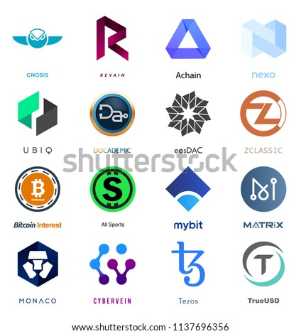 Mybit - Crypto Currency Pictogram. Stock photo © tashatuvango