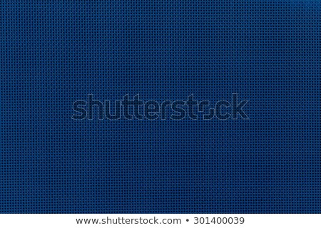 Seamless blue fabric texture Stock photo © ratselmeister