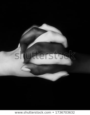 Racial Love Stock photo © Lightsource