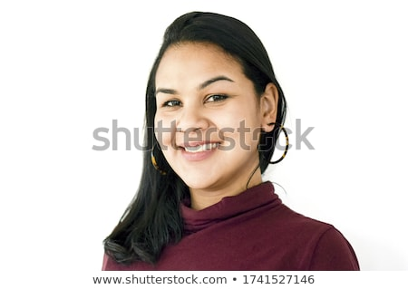 Latina Businesswoman Stock photo © diomedes66
