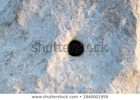 Divided stone made Stock photo © deyangeorgiev