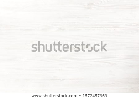 Stock photo: Weathered white wood