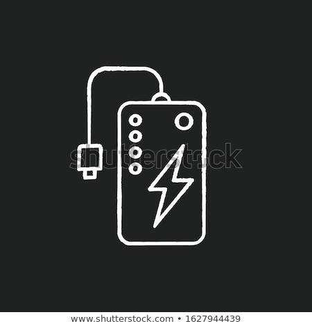 usb · gegevens · verbinding · plug · digitale · illustratie · internet - stockfoto © bbbar