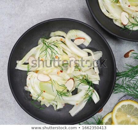 Fennel salad Stock photo © joker