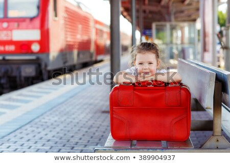 Happy young family waiting for little one Stock photo © dashapetrenko
