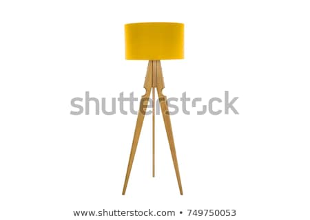 furniture with lamp  Stock photo © re_bekka