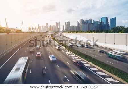 singapore highway stock photo © joyr