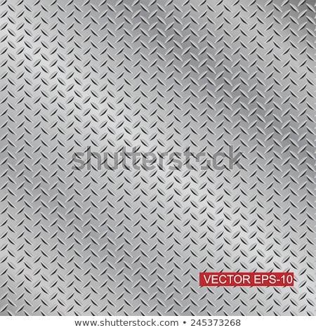 aluminium Tread Plate background Stock photo © Snapshot