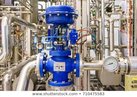 control valve stock photo © rufous