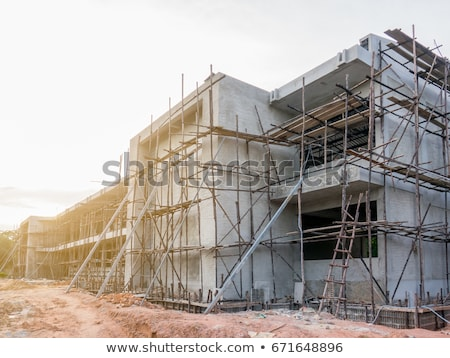 Construction School Stock photo © Lightsource
