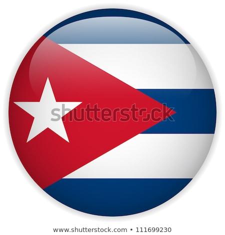 ayarlamak · düğmeler · Küba · parlak · renkli - stok fotoğraf © flogel