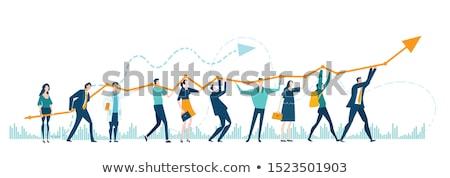Changing Market Stock photo © Lightsource